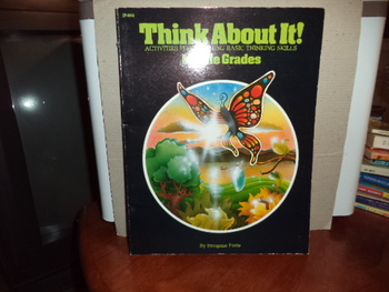Think About It!!  ISBN#0-913916-98-6