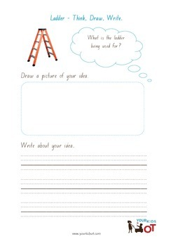 Think, Draw and Write: Ladder