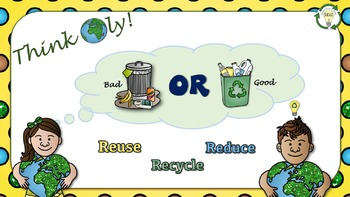 Think Earthly: Good or Bad? Whole-Class Discussion Activity