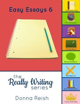 Really Writing: Easy Essays 6