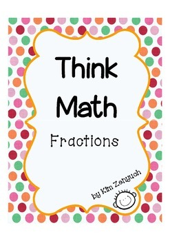 Think Math - Fractions