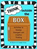 Think Outside the Box -- Game, Center, Brain Break, Bullet
