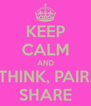Think Pair Share Rubric