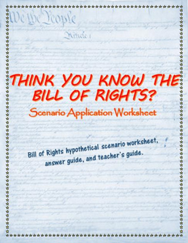 Think You Know Your Rights? A Bill of Rights critical thin