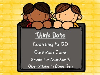 Think dots- Counting to 120