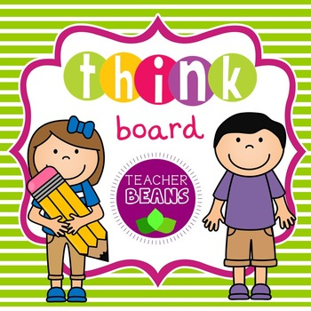 ThinkBoards - Picture, Letter, Word, Sentence