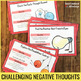 Thinking Error Cards to Help Kids Spot Negative Thoughts