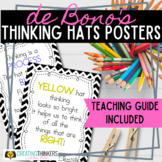 Thinking Hats Chants Posters