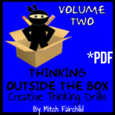 Thinking Outside The Box Challenges- Volume #2 (PDF)