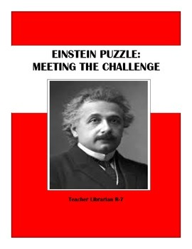 Thinking Skills and Problem Solving - Einstein Puzzle: Mee