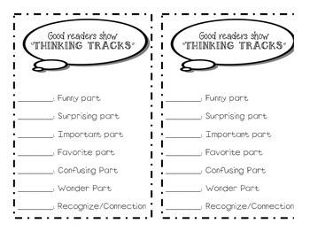 Thinking Tracks