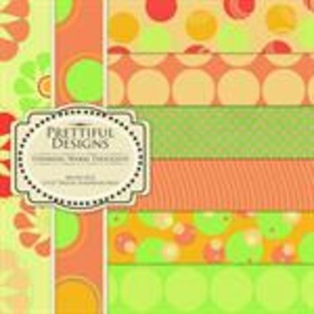 Thinking Warm Thoughts Paper Pack