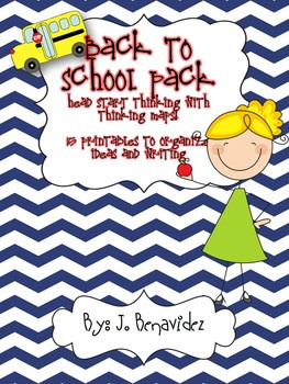 Thinking about back to school- printables to organize thin