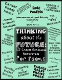 Thinking about the Future 17 Career Readiness Activities f