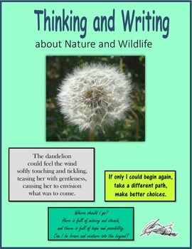 Thinking and Writing about Nature and Wildlife (Introspection)
