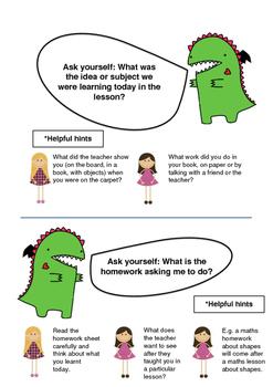 Thinking skills for homework