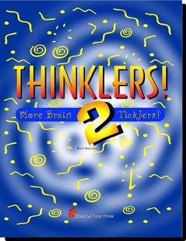 Thinklers! 2 - More Brain Ticklers!
