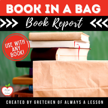 """Book in a Bag"" Book Report"