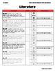 Third Grade Common Core Checklist