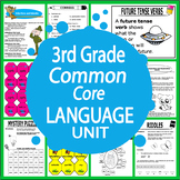 3rd Grade Language-Common Core Unit