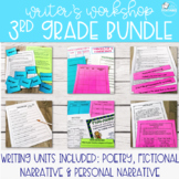 Third Grade Creative Writing Bundle