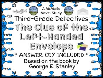 Third-Grade Detectives #1: The Clue of the Left-handed Env