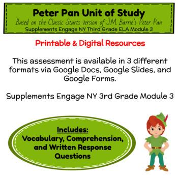 Engage NY Third Grade ELA Module 3 Assessment