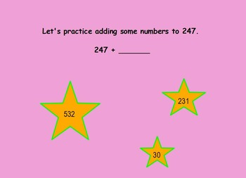 Third Grade Envisions Math Topic 3-1