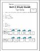 Third Grade Everyday Math Unit 2 Study Guide (EM4)