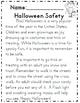 Third Grade Halloween Math & ELA Activity Set *NO PREP*