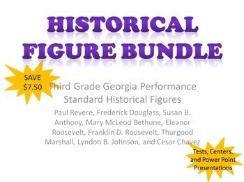Third Grade Historical Figure Bundle