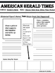 Third  Grade Historical Figures Interactive Notebook Pages