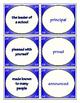 Third Grade Journeys Unit 6 Vocabulary Flashcards