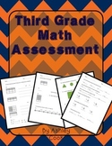 Third Grade Math Assessment