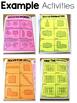 Third Grade Math Journal Volume 7 Elapsed Time, Area, Peri