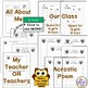 3rd Grade Memory Book (Full Page Format in Color and BW) O
