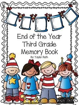 Third Grade Memory Book (Seuss Friends)