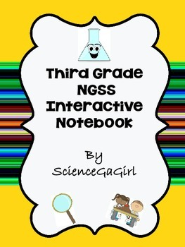 Third Grade Next Generation Science Standards Interactive