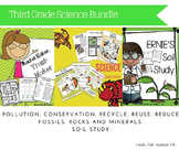 Third Grade Science Bundle