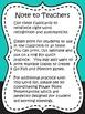 Third Grade Sight Word Flashcard Freebie