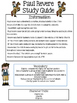 Third Grade Social Studies Study Guides Bundle- Great for