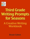 Third Grade Writing Prompts for Seasons