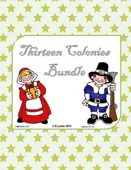 Thirteen Colonies Bundle Unit