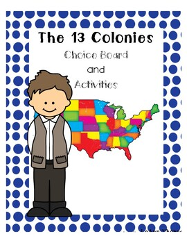 Thirteen Colony Adventure Fun