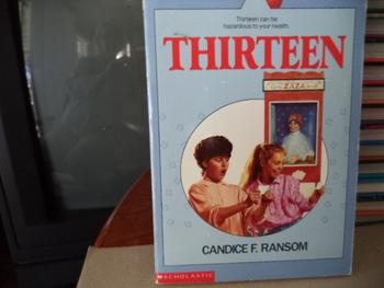Thirteen ISBN 0-590-43742-9