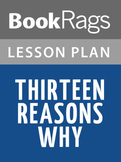 Thirteen Reasons Why Lesson Plan