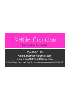Thirty-One Gifts Independent Consultant
