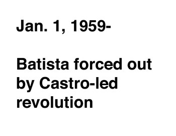 This Day In History- January