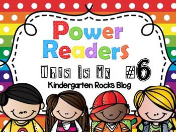 """""""This Is My"""" Power Reader"""