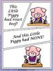 This Little Piggy - Comic Strip Style Nursery Rhyme Story